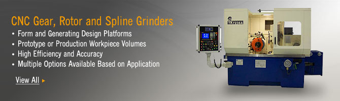 CNC Gear Grinders - view all